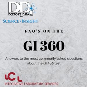 FAQs on the GI 360 Image